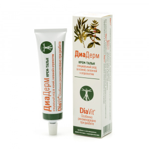 DiaDermBodyCream-Talc