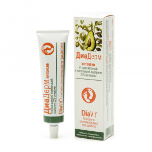 DiaDerm Intensive Foot Cream, 10% Urea