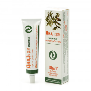 DiaDerm Protective Foot Cream